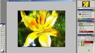 Видео уроки Фотошоп Adobe Photoshop Игорь Ульман Urok 17 рамка