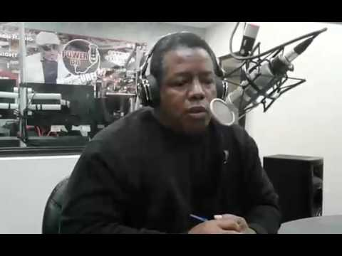 The Blackbook half hr special guest Frank Hawkins part 2