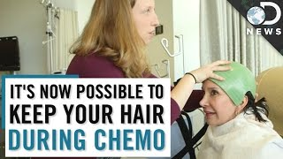 This Device Allows Cancer Patients To Keep Their Hair