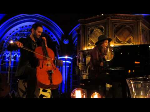 Brandi Carlile @ Union Chapel - London - Before it breaks - 2015-02-12