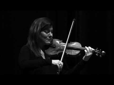 György Kurtág 'In Nomine-all'ongherese' for violin solo, from Signs, Games and Messages
