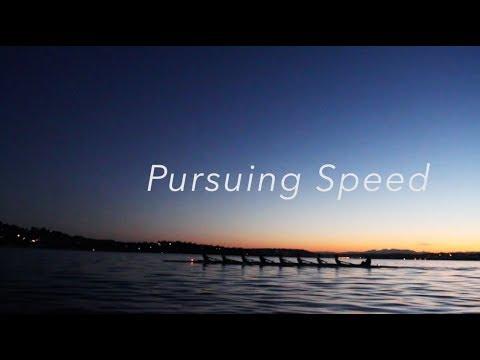 Pursuing Speed