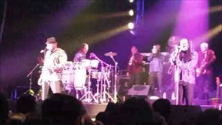 Kool & The Gang EARTH WIND & FIRE IMAGINATION live  au Dôme de Marseille 9 juin 2015