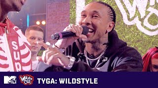 Tyga Claps Back At Nick Cannon w/ BARS! | Wild 'N Out | #Wildstyle thumbnail