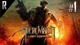 ◄ Necrovision: The Lost Company Walkthrough HD - Part 1