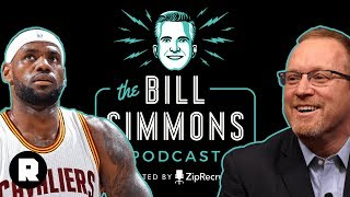 LeBron's Genius & Kyrie's Exit With David Griffin, Plus Sox-Yanks & NHL Playoffs with JackO