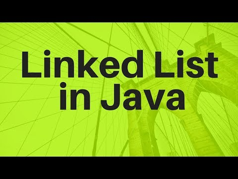 #5 Linked List Implementation in Java Part 1 | Data Structures