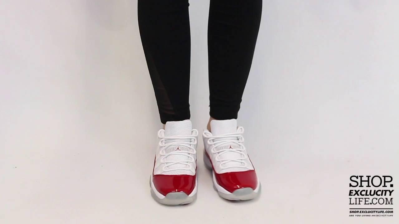 check out 6e21c a99df Women's BG Air Jordan 11 Low Retro