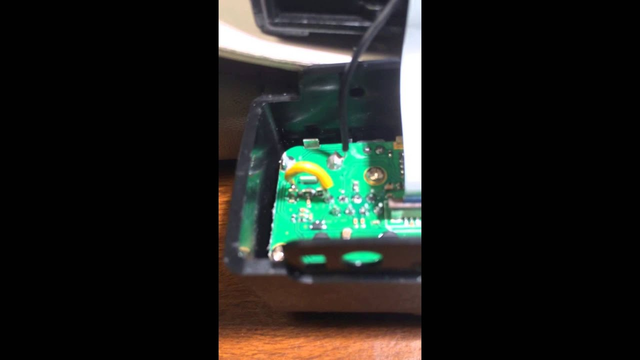 JT-6188 EASY RJ45 TNC Receive Audio hack for APRS, Packet, etc  by Gary  Rogerson