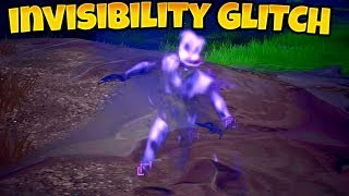 Unlimited Invisibility Glitch | Permanent Invisibility BUG Shadow Stones Fortnite