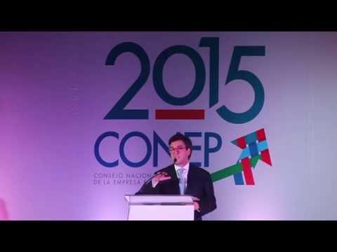 Discurso Luis Alberto Moreno Presidente del BID, Convención CONEP