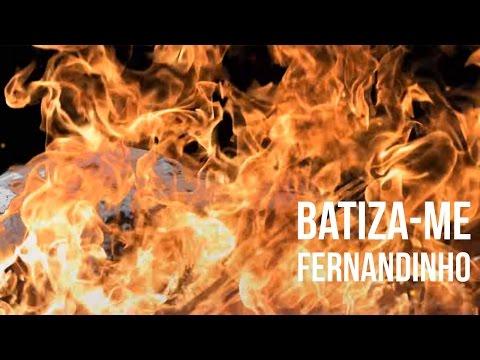 Batiza-me - Fernandinho - Lyric Vídeo (Oficial)
