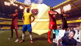 THIS IS THE SECRET TO A WALKOUT IN EVERY PACK _��� !!! - FIFA 17