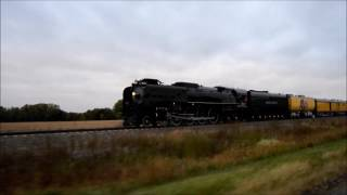 Pacing Union Pacific #844 Eastern Nebraska