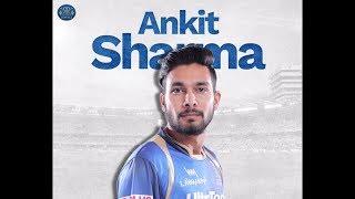 Ankit Sharma | IPL 2018 Squad | Rajasthan Royals