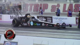 2017 NHRA Toyota Nationals @ LVMS (Part 22 - Top Fuel Dragster Final Qualifying)