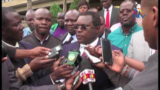 Bungoma governor, NASA opponent fined Kshs. 1 million each by IEBC