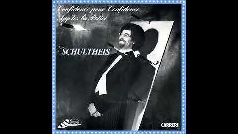 Jean Schultheis - Confidence pour Confidence