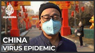 China's Hubei: 'Epicentre' of coronavirus