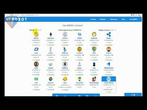 1 Bitcoin Eobot  регистрация и Обзор сервиса Eobot Работа без вложений