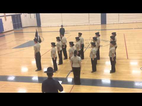 1st place passaic high school platoon basic unarmed