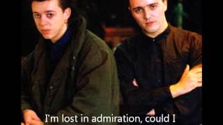 Tears For Fears - Broken & Head Over Heels w/ lyrics