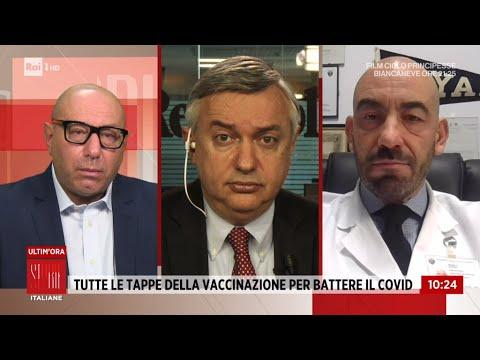 Vaccino anti-Covid obbligatorio: le ipotesi del Governo - Storie Italiane 29/12/2020