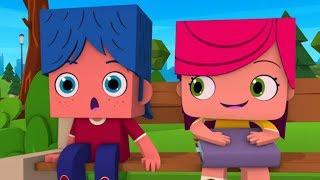 Мультфильмы для детей - ЙОКО - Сборник мультиков про друзей и игры