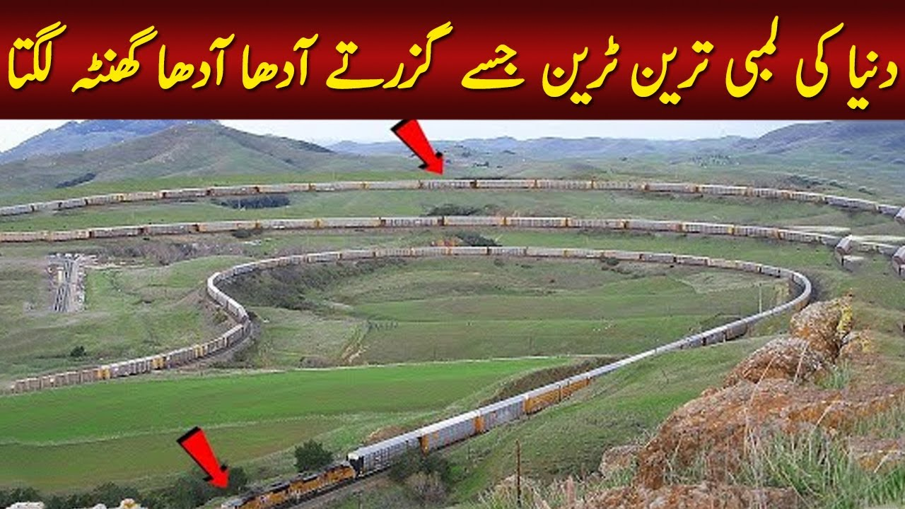 Longest Trains in The World