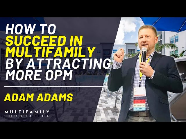 How to Succeed in Multifamily Business