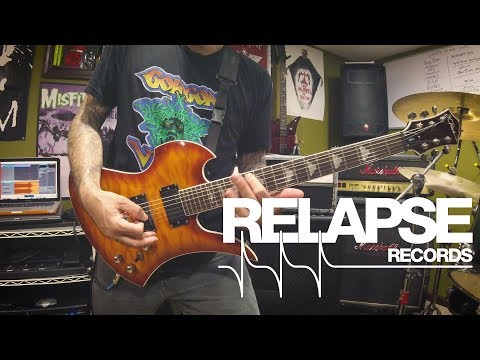"INTEGRITY - ""Burning Beneath the Devils Cross"" (Guitar Playthrough By Domenic Romeo)"
