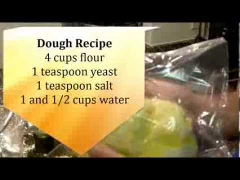 How To Make Pizza Dough With A Kitchenaid Mixer (Video) From Pizza Therapy
