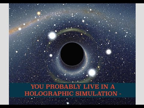 Oldest Teachings Ever Discovered, Describe Living in Holographic Simulation Matrix