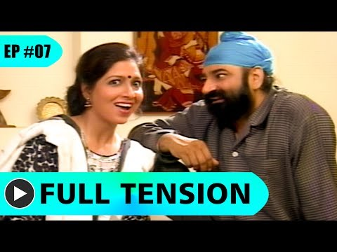 Full Tension - Episode #7 - Kitty Party - Jaspal Bhatti Shows - Best 90s TV show