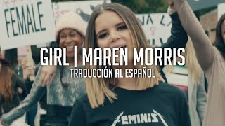 GIRL - Maren Morris | Traducción al Español
