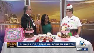 Halloween treats at Sloan