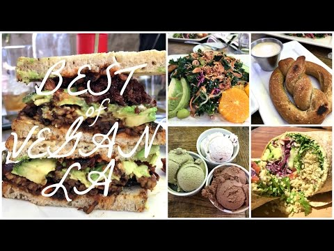 Taking My Family To My Favorite Vegan Restaurant In LA // Sage Bistro // What I Eat In A Day