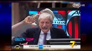The return of Tiziano Crudelli to Total Football
