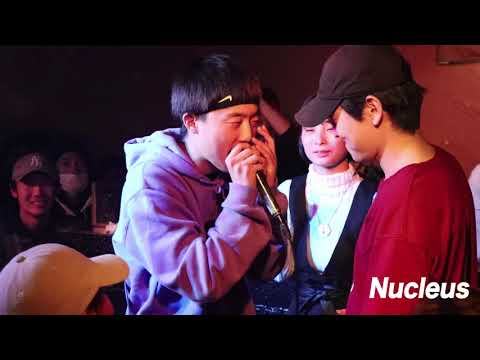 Lil ode(ONO-D) vs pino | ズキ子主催イベント Nucleus vol 1