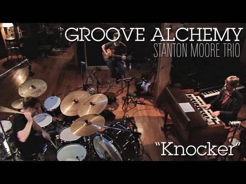 Stanton Moore Trio: Knocker