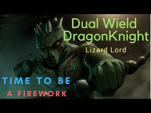 ESO PVP DW Stam DK Outnumbered Lizard Lord
