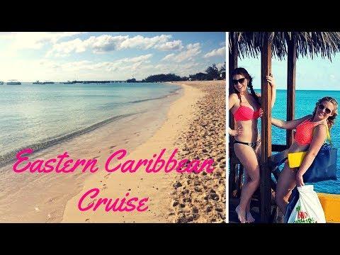 Carnival Magic Eastern Caribbean, San Juan, Amber Cove, St. Thomas, and Grand Turks