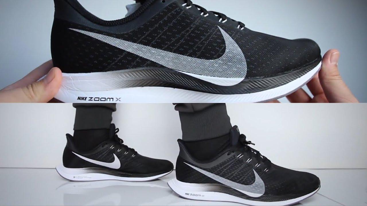 faf2e304f1cfb Nike Zoom Pegasus 35 Turbo ON FEET   UNBOXING - YouTube