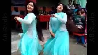 Moner Gopon Ghore Sudhu Tomakey Rakhi|| Jomoj Dui Boner Jotil Dance||by AB Studio