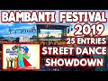 Bambanti Festival 2019 Street Dance Showdown
