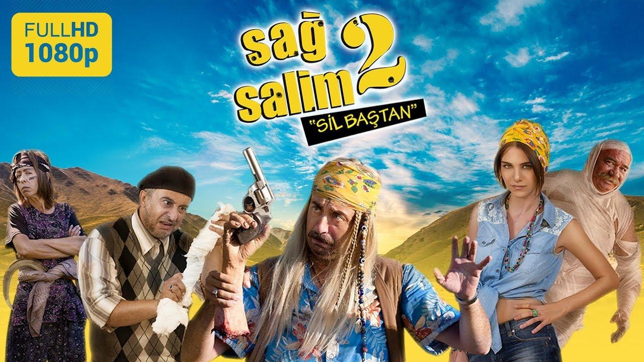 Salim'in Zehirli Ok Sahnesi | Sağ Salim 2