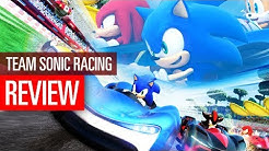 Team Sonic Racing | REVIEW | Konkurrenz für Mario Kart?
