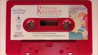 Musiikkisatu: Walt Disney - Prinsessa Ruusunen (uusi versio, 1995)