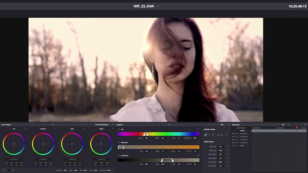 Inside Vital: Color Grading | KT Ramsay