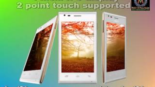 XOLO A550S IPS Full Video Review